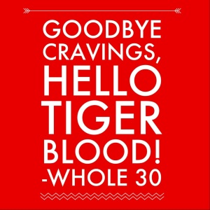 Whole30 - Tiger Blood
